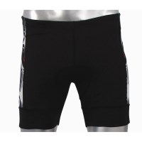 Ironman Tri Shorts - Black/Orange